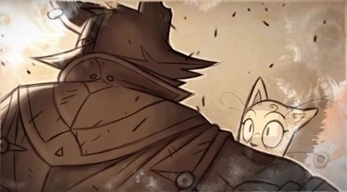 狐の盗賊が主人公 (2)