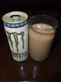 MONSTER ENERGY COFFEE MONSTER