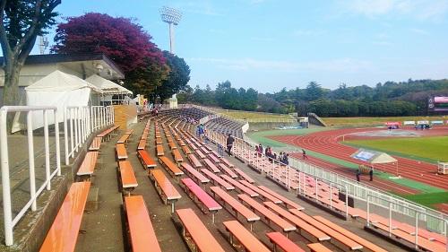 三ツ沢公園陸上競技場2