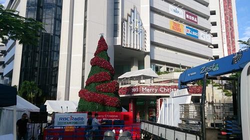 4クリスマスツリー