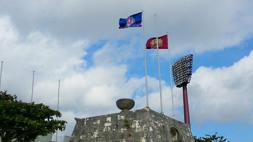 13カターレ旗