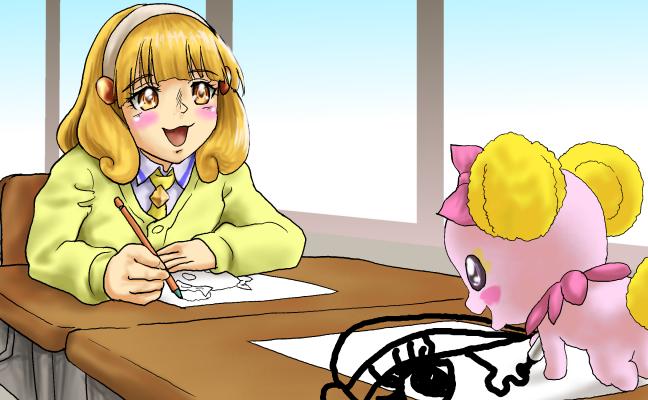 れいかの悩み!どうして勉強するの!?2改
