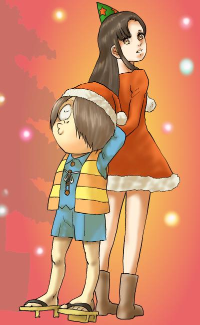 ゲゲゲのクリスマス改