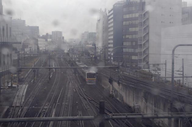 Nikon D2X 35mm f/2D 雨の日はでかけるのが億劫になる