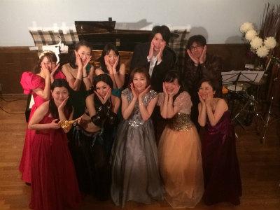 2016.3.22 岸倫仔さんチャリティコンサート 1
