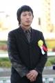 表彰式:茂木厩務員 3_1