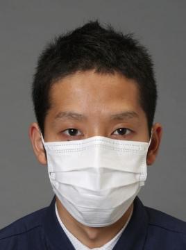 マスクなやつ
