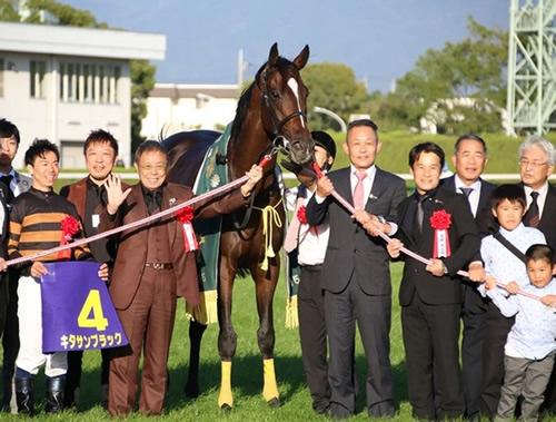 【大阪杯】キタサンブラック8戦5勝、3着2回、着外1回