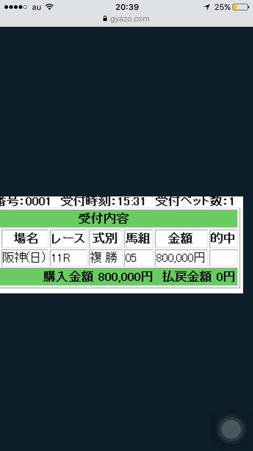 2016 桜花賞 メジャーエンブレム 複勝馬券