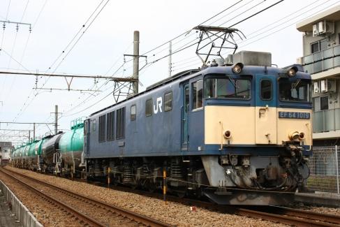EF64 1019 8460レ