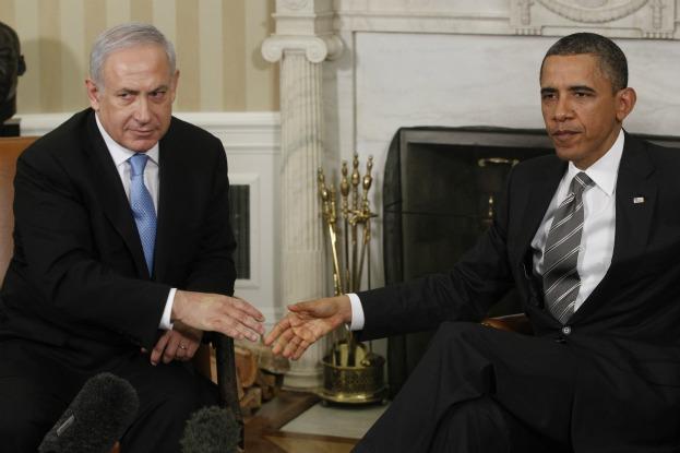 Obama Netanyahu AP 3