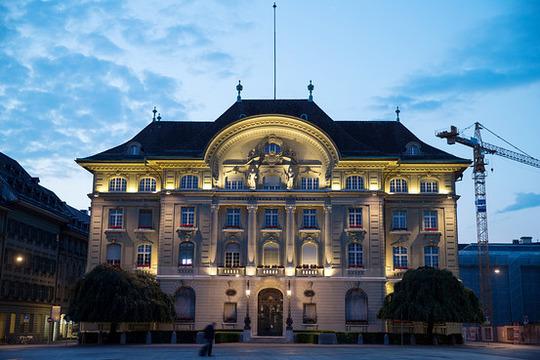 スイス銀行