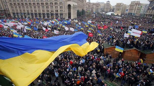ウクライナの春