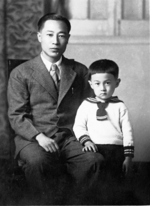 1940(s15).10.15 父と僕 300 - 443