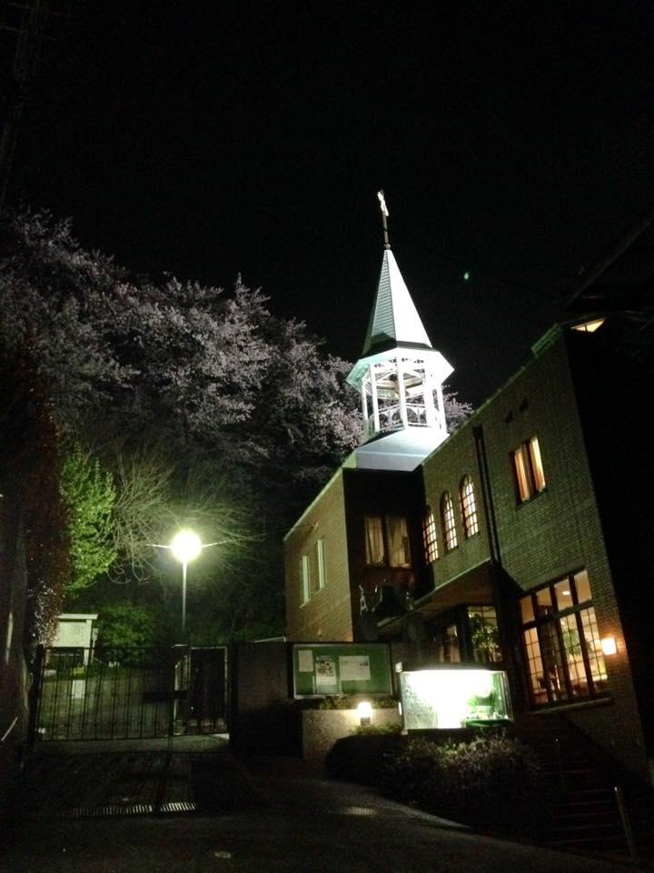 Shimizugaoka Church 06-Apr-2016