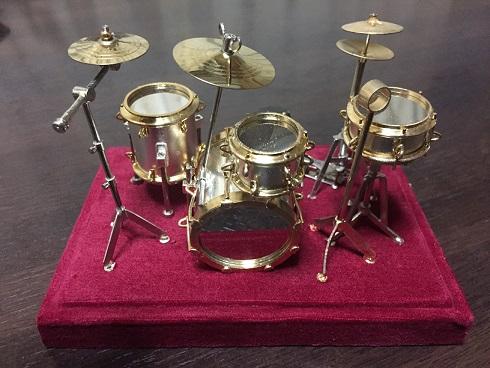 ドラムセット①
