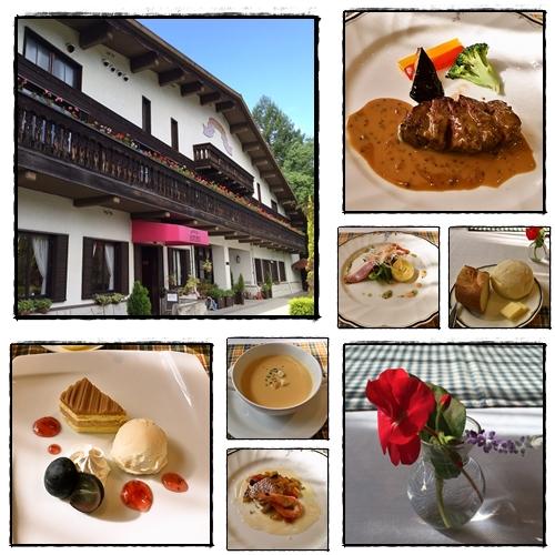 エーデルささゆり「レストランリンデン」2015・10月4日