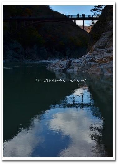 鬼怒川 龍王峡