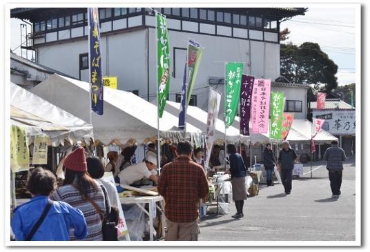 益子やきんど 新そば祭り2015