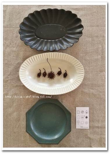 益子の陶器市で買った器たち