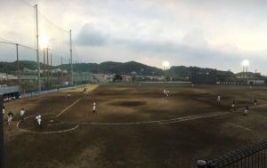 2015.11.7平塚学園野球場にて