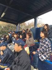 2015.11.8 桐蔭学園練習試合