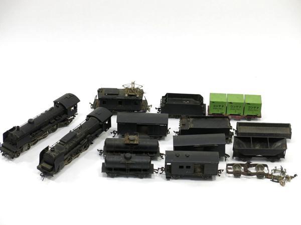 HOゲージ 機関車 コンテナ 車両