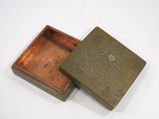 中国 古い箱