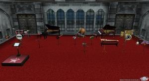 PSO2 シンパシー楽器たち
