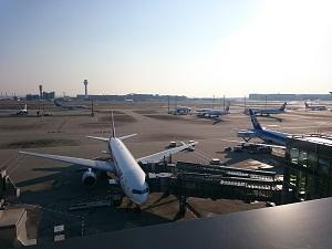20160315羽田国際線空港