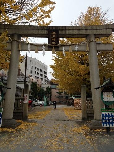 今戸神社5