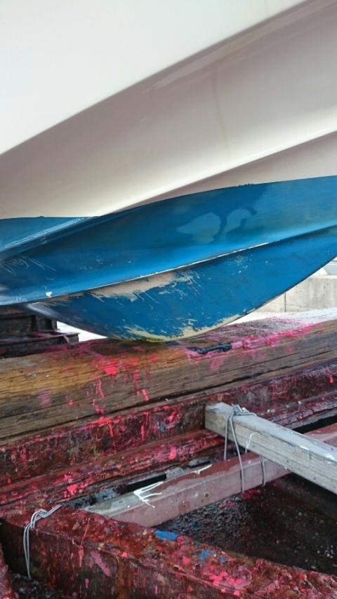 船底塗装5