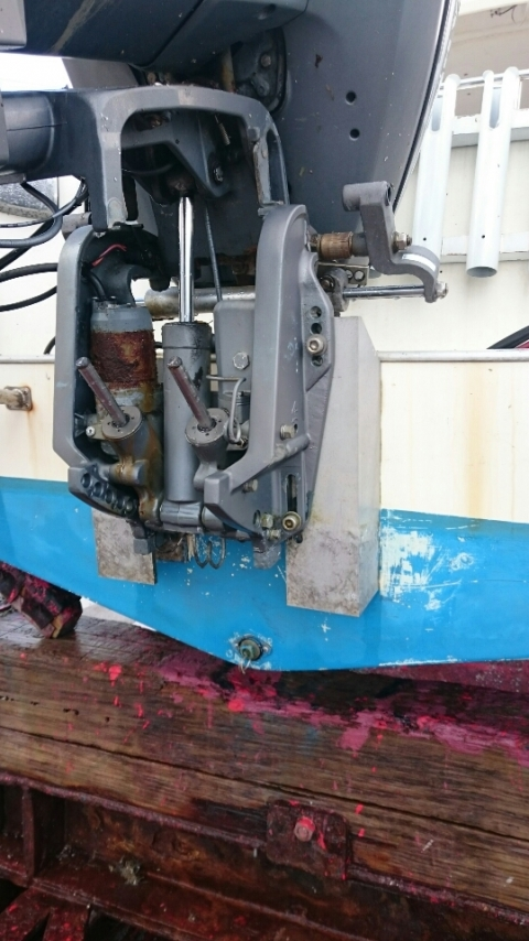 船底塗装7