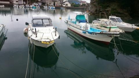 ボートメンテ6