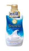 牛乳石鹸バウンシアの濃密泡のクッション