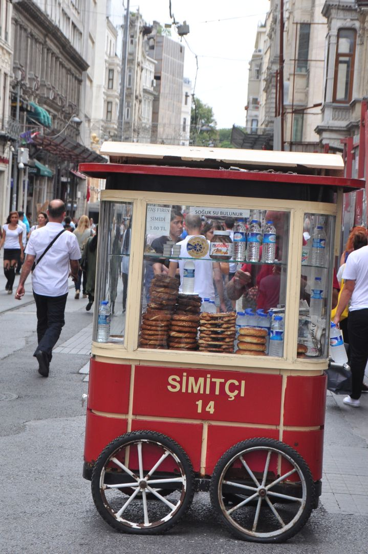 simit shop