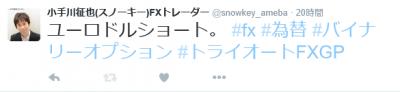 20151204スノーキーツイッター