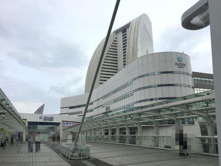 マタニティー&ベビーフェスタ会場パシフィコ横浜
