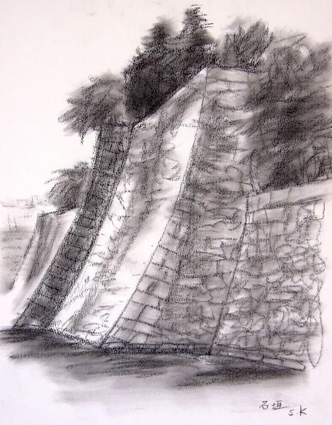 大阪城の石垣 - コピー (469x600)