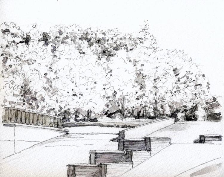 秋の寝屋川公園 グリザイユ (750x592)