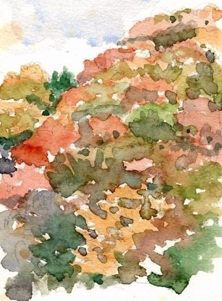 宇治川沿いの紅葉 (443x600)