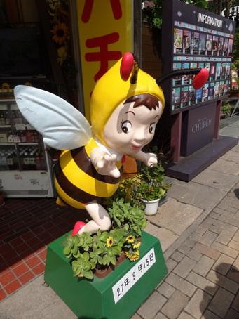 天狗屋養蜂店ミツバチ坊や