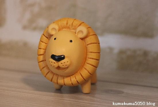 ライオン置物_5
