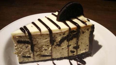 ハードロックカフェチーズケーキ(1)