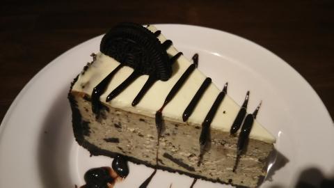 ハードロックカフェチーズケーキ(2)