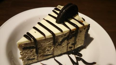 ハードロックカフェチーズケーキ(3)