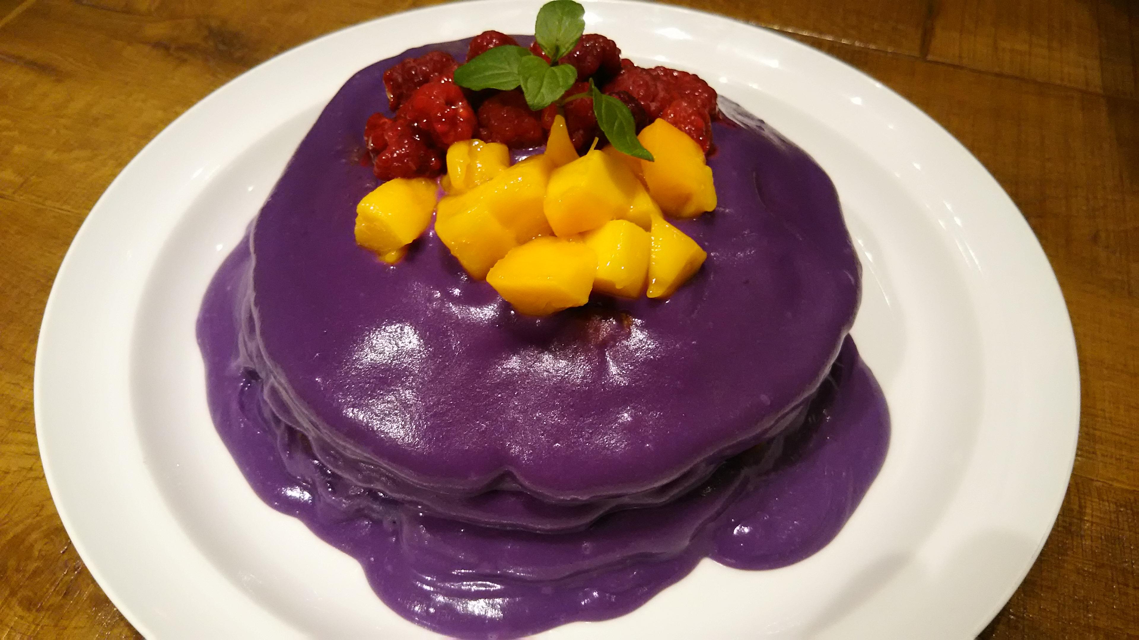 エッグスンシングス紫芋 (1)
