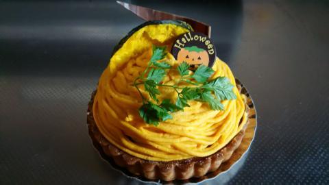 ロンドかぼちゃ (1)