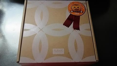フレイバーパンプキンチーズケーキ (1)