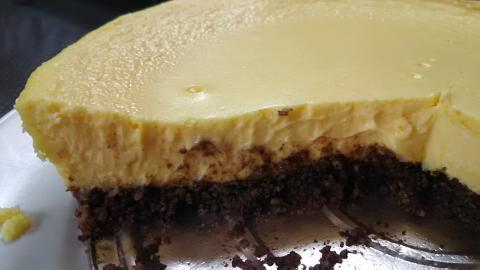 フレイバーパンプキンチーズケーキ (7)
